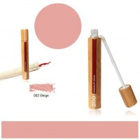 002 Beige Gloss lèvres zao make Up