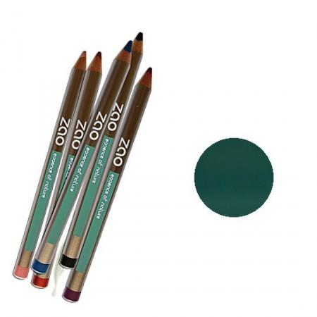 ZAO 604 Vert sombre Crayon Yeux
