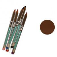 602 Brun foncé Crayons lèvres yeux zao make Up