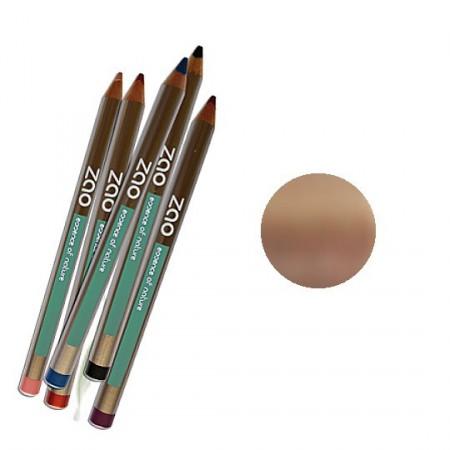 ZAO 603 Beige nude Crayons lèvres