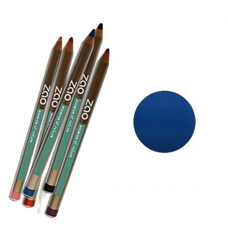 ZAO 605 Bleu nuit Crayons yeux