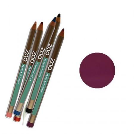 ZAO 606 Prune Crayons lèvres