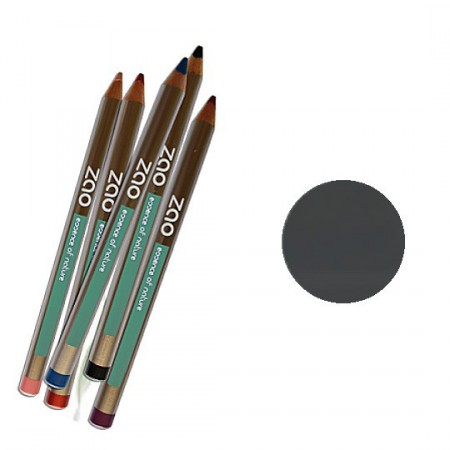 ZAO 607 Taupe Crayons lèvres