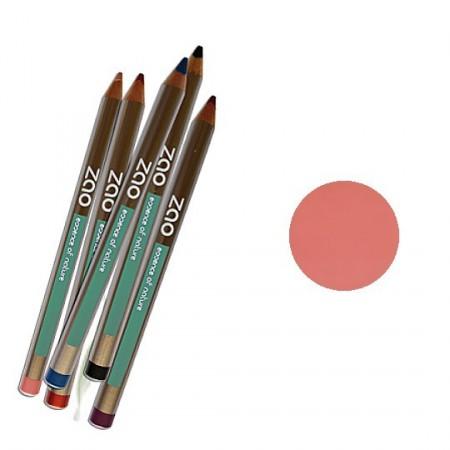 ZAO 609 Vieux rose Crayons lèvres