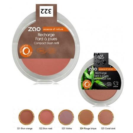 ZAO Recharge Fard à joues