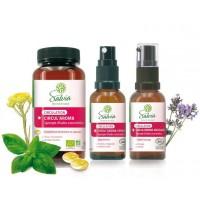 Programme Circulation bio 3 produits- Salvia Nutrition