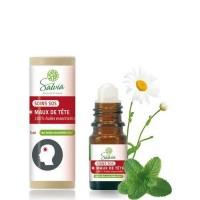Maux de tête SOS - Salvia Nutrition