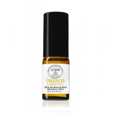 SPRAY URGENCES - Fleurs de Bach - Elixirs and Co