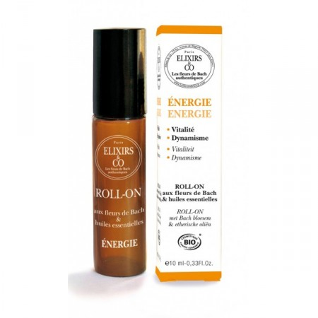 ROLL - ON ENERGIE - Fleurs de Bach - Elixirs and Co
