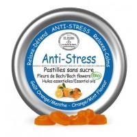Pastilles Anti-Stress- Fleurs de bach