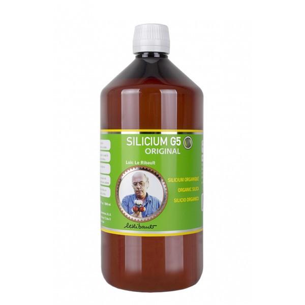 Silicium G5 Original 1000 ml Silicium Organique le soin