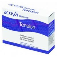 Tension- Bien-être - ACTIVA Laboratoires