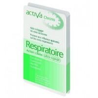 Respiratoire- Chrono - ACTIVA Laboratoires