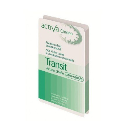 TRANSIT Chrono ACTIVA Laboratoires
