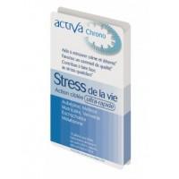 Stress de la vie- Chrono - ACTIVA Laboratoires