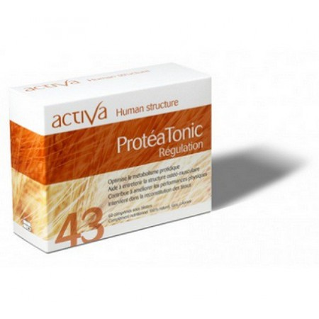 Protéatonic - Human structure - ACTIVA Laboratoires
