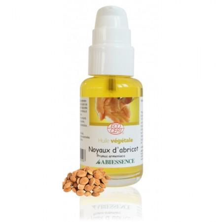 NOYAUX ABRICOT - huile végétale bio - Abiessence