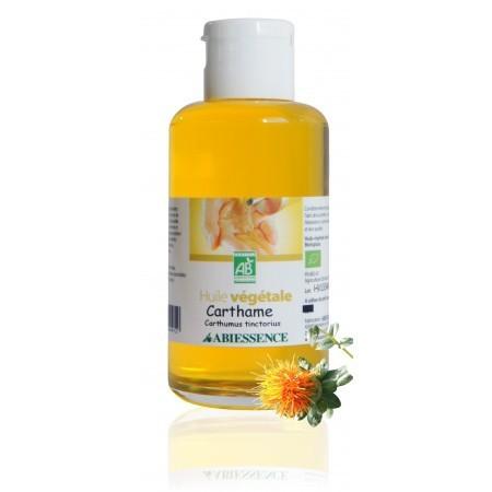 CARTHAME - huile végétale bio - Abiessence