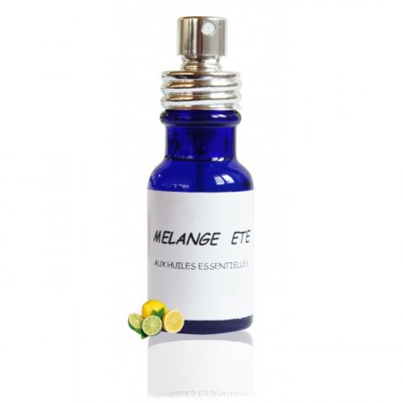 MÉLANGE ETÉ AUX huiles essentielles biologiques - Abiessence