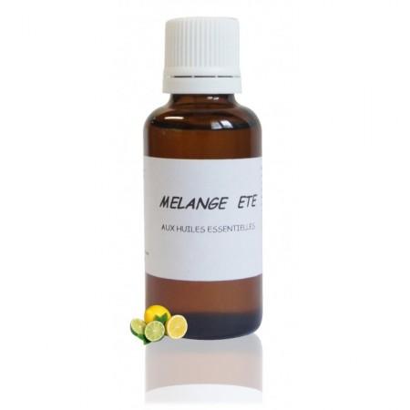 RECHARGE MÉLANGE ETÉ AUX huiles essentielles bio - Abiessence