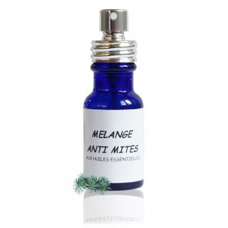 MÉLANGE ANTI - MITES huiles essentielles biologiques - Abiessence