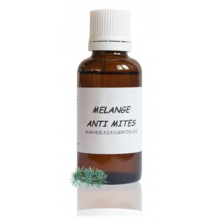 RECHARGE MÉLANGE ANTI - MITES huiles essentielles bio - Abiessence