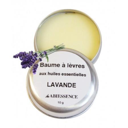 LAVANDE BAUME LÈVRES - Abiessence