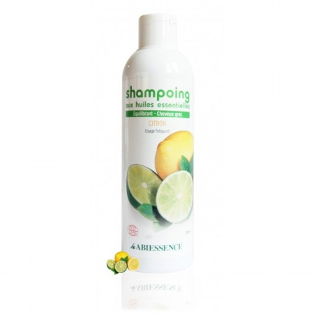 CITRON - shampoing à l'H.E. - Abiessence