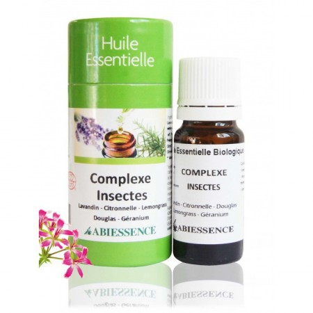 INSECTES complexe diffuseur - Abiessence