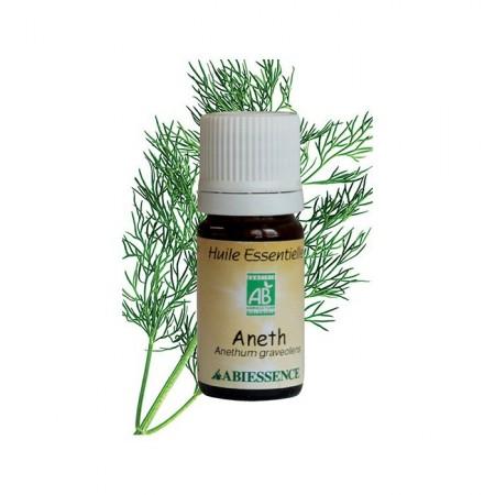 ANETH - Huile essentielle - 5ml bio - Abiessence