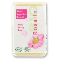 Savon Végétal Bio - Rosalia