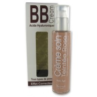 Teintée Rose BB Cream HA - Naturado
