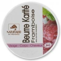 Framboise Beurre de Karité Bio - Naturado