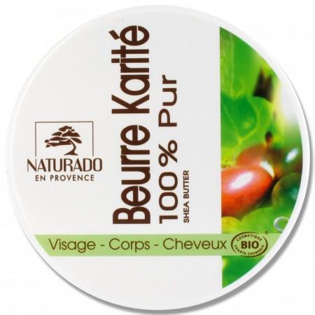 Beurre de Karité Bio - Naturado