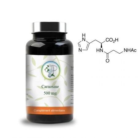 CARNOSINE 500mg - Planticinal