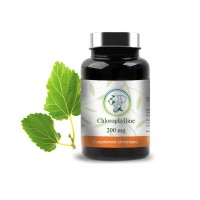 Chlorophylline 200 mg - Planticinal