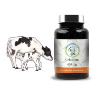 Colostrum 400 mg - Planticinal