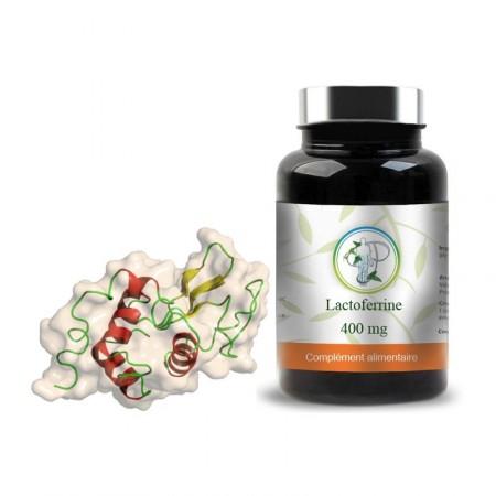 LACTOFÉRRINE - 30 gélules 250mg - Planticinal