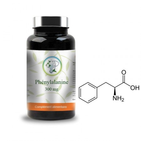 PHENYLALANINE 300mg - Planticinal