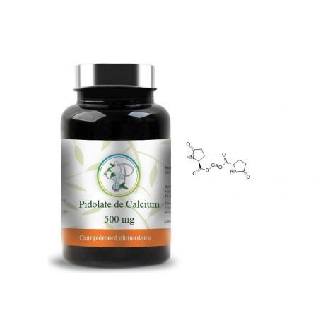 PIDOLATE DE CALCIUM 500mg - Planticinal