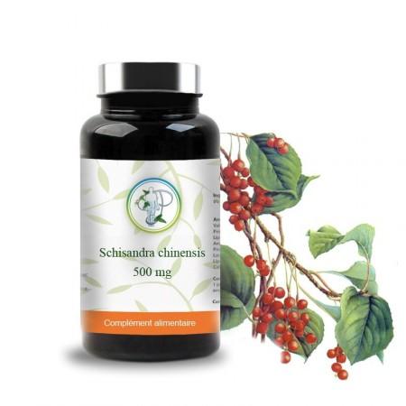 SCHISANDRA CHINENSIS 500mg - Planticinal