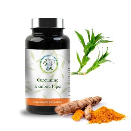 CURCUMINE BAMBOU PIPER - Planticinal
