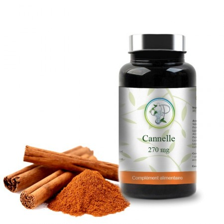 CANNELLE - 270mg - Planticinal