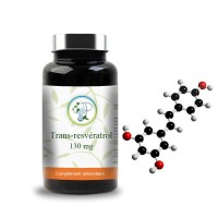 Trans Resveratrol 130 mg - Planticinal