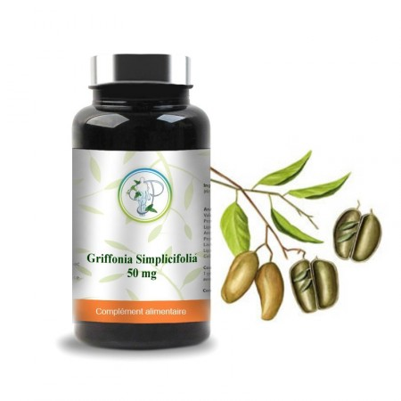 GRIFFONIA SIMPLICIFOLIA 50mg - Planticinal