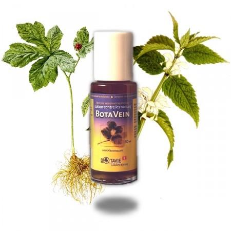 BOTAVEIN - Traitement des varices - Couperose - Botavie