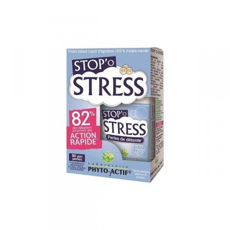 STOP'O STRESS Stop Stress - Phyto - Actif
