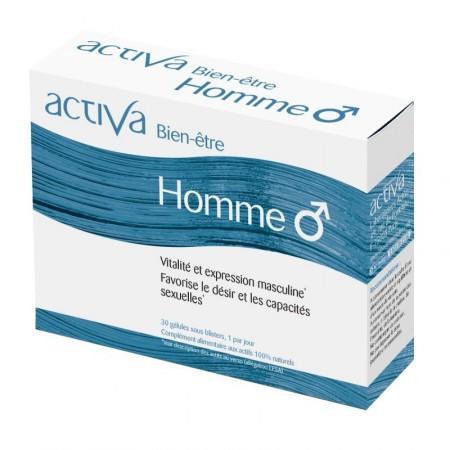 HOMME + Activa Bien-Être