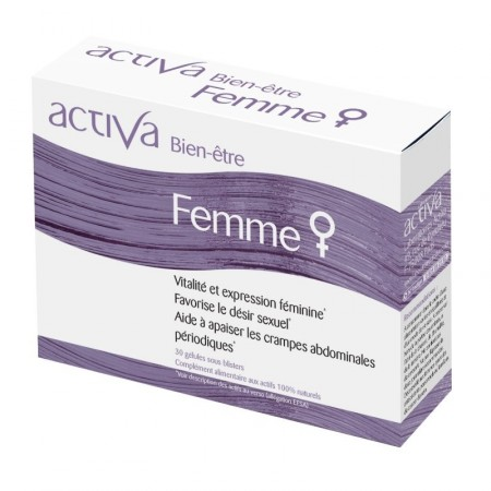 FEMME + Activa Bien-Être