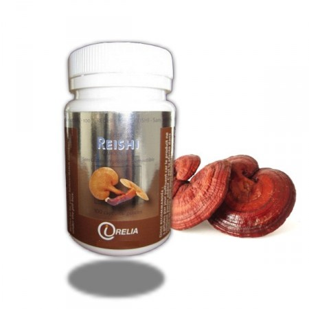 REISHI - GANODERMA Irelia - immuno-modulateur
